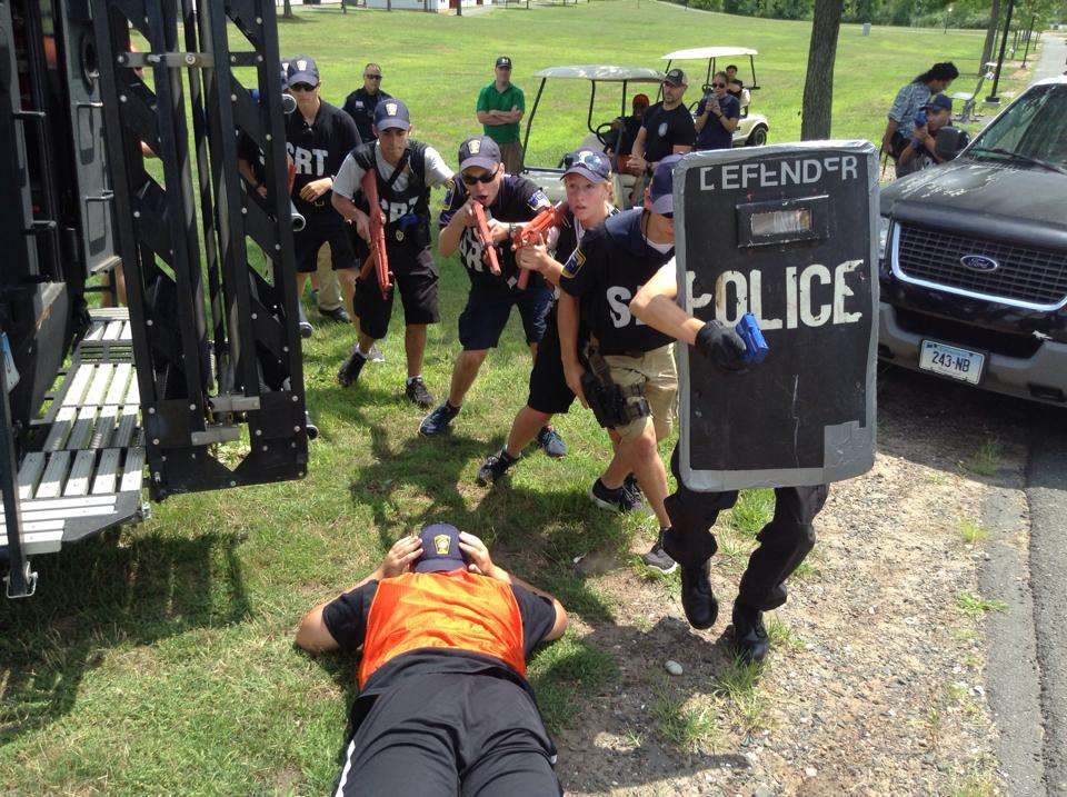 Cadet Police Academy – Putnam County Sheriff's Cadets